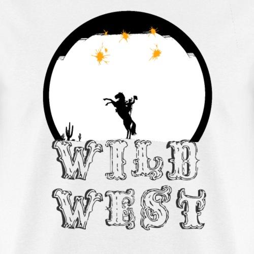 Wild West - Men's T-Shirt