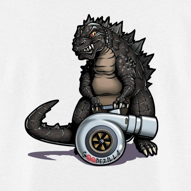 Godzilla Dark Design