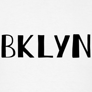 BKLYN Short For Brooklyn - Men's T-Shirt