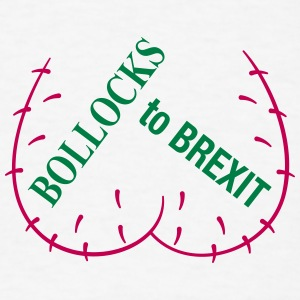 bollockstobrexit - Men's T-Shirt