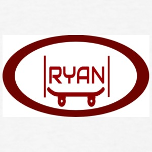 RYAN'S KEWL LOGO - Men's T-Shirt