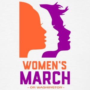 Women-s March On Washington - Men's T-Shirt