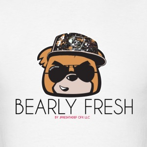 Bearly Fresh - Men's T-Shirt