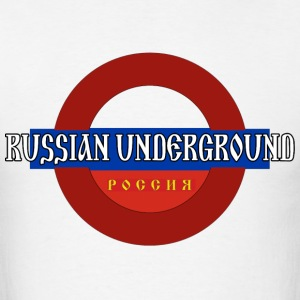 Russian Underground - Men's T-Shirt