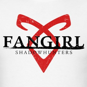 Shadowhunters - Fangirl - Men's T-Shirt
