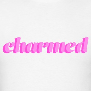 Charmed Typography - Men's T-Shirt