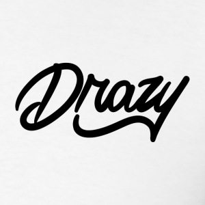 drazy signature - Men's T-Shirt