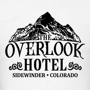 The Overlook Hotel - Men's T-Shirt