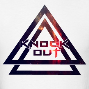 HIPSTER DESIGN KNOCK OUT - Men's T-Shirt