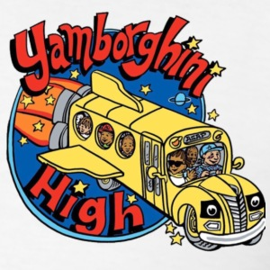 yamborghini high - Men's T-Shirt