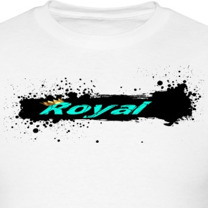 Royal - Men's T-Shirt