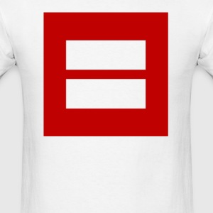 Equality For All Sign Marriage Equality - Men's T-Shirt