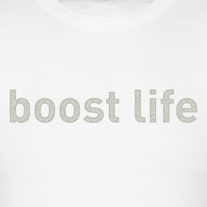 Moonrock Boost Life Short Sleeve T-Shirt - Men's T-Shirt