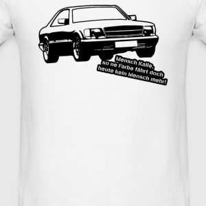 Mercedes Benz W126 Coupe SEC 500 - Men's T-Shirt