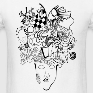 What are you thinking? - Men's T-Shirt