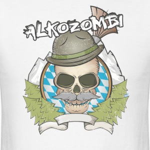 Alkozombie - Men's T-Shirt
