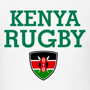 Kenyan flag design - Men's T-Shirt