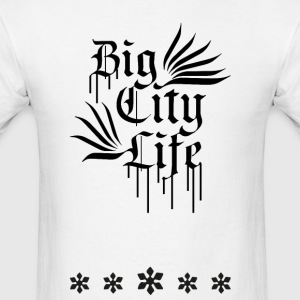 Big City Life - Men's T-Shirt