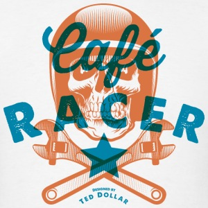 Café Racer - Men's T-Shirt