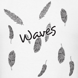 waves - Men's T-Shirt