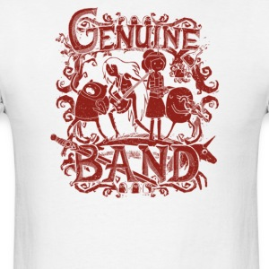 Genuine Band - Men's T-Shirt