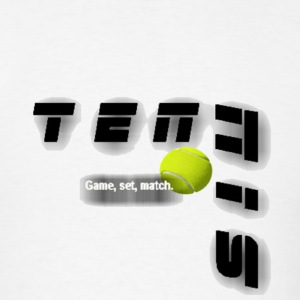 Tennis GSM t shirt - Men's T-Shirt