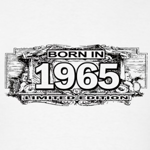 1965 - born in 1965 limited edition - Men's T-Shirt