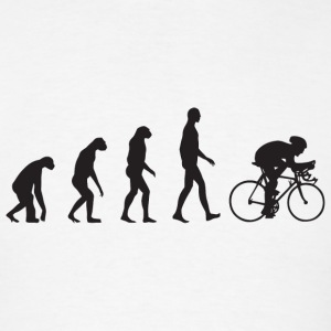 Cycling - Evolution Cycling - Men's T-Shirt