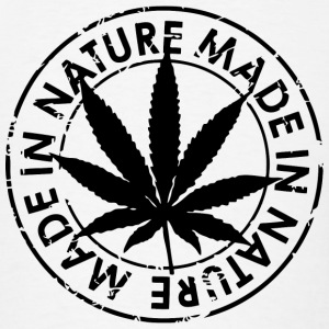 Cannabis - Made In Nature - Men's T-Shirt