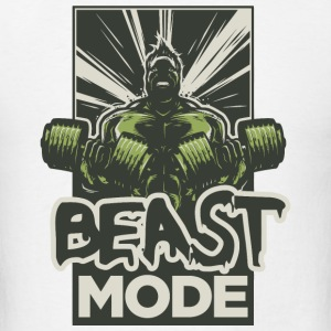 Beast mode beast mode - Men's T-Shirt