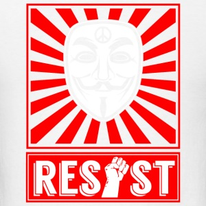Resist - Resist - Men's T-Shirt
