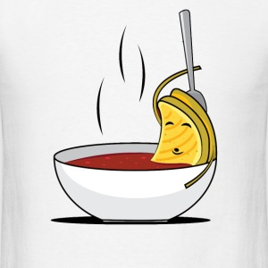 Grilled Cheese Bath - Men's T-Shirt