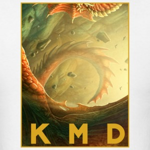 KMD Dragon - Men's T-Shirt