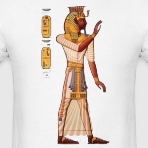 Young pharaoh - Men's T-Shirt