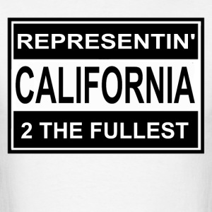 REP_CALI - Men's T-Shirt