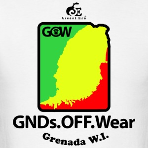 Grenadians Official Wear - Men's T-Shirt