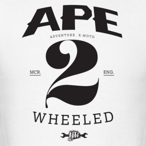 APE X-MOTO - Men's T-Shirt