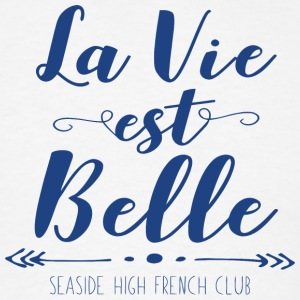 Seaside High French Club - Men's T-Shirt