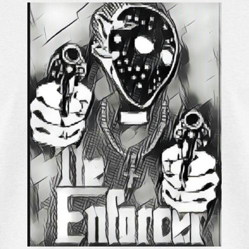 Enforcer aus - Men's T-Shirt