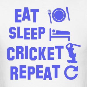 cricket design - Men's T-Shirt