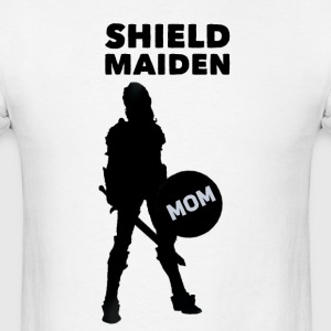 Shield Maiden Mom - Men's T-Shirt