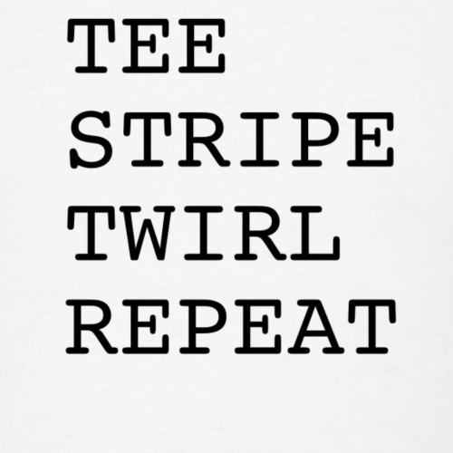 TEE TEXT - Men's T-Shirt
