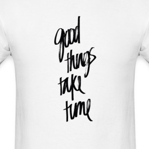 good things by lildachi - Men's T-Shirt