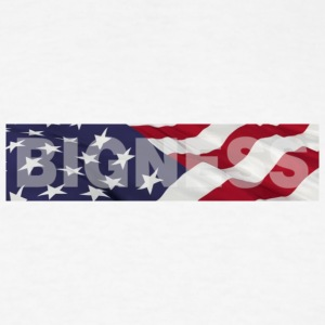 BIGNESS USA - Men's T-Shirt