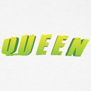 Green queen - Men's T-Shirt