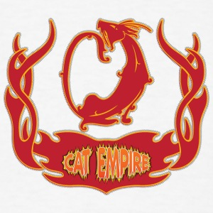 cAT_EMPIRE - Men's T-Shirt