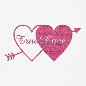 Isle_of_true_love - Men's T-Shirt