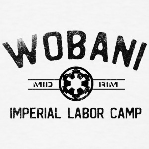 Wobani Labor Camp - Men's T-Shirt