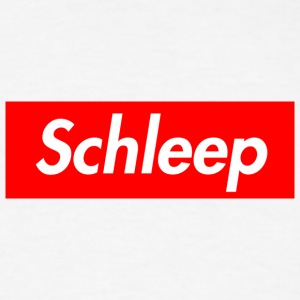 Schleep - Men's T-Shirt