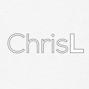 ChrisL - Men's T-Shirt